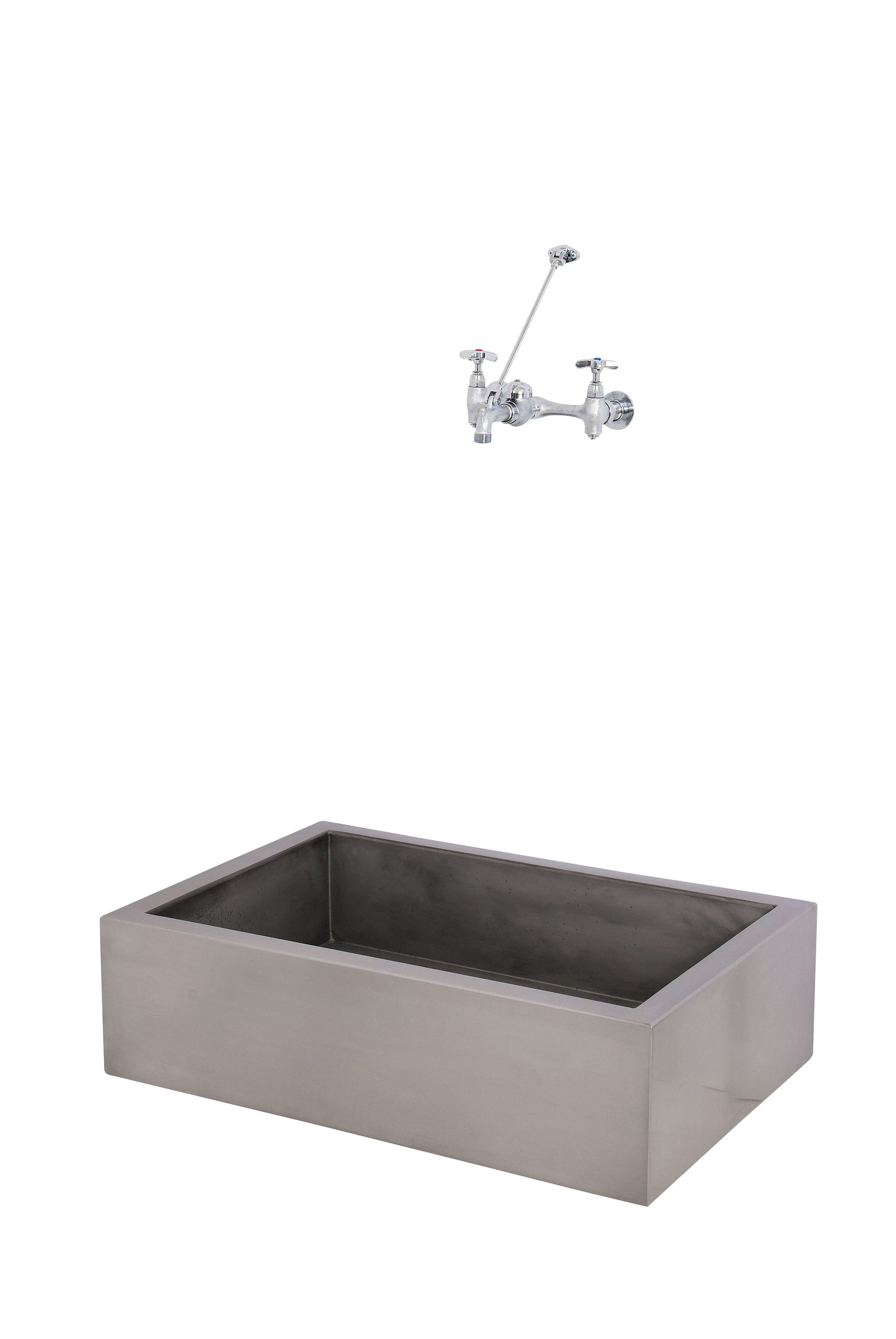 Stainless Mop Sink : 36