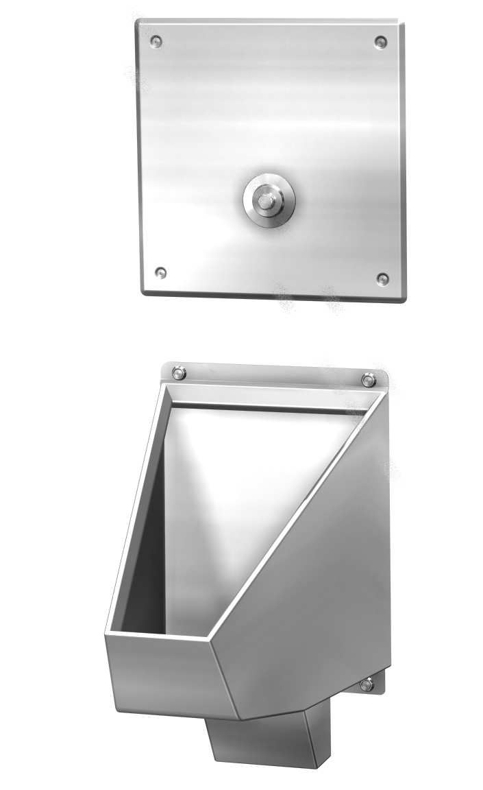 ... 2165-W-1 Urinal with valve and 2898 panel (jpg) ...