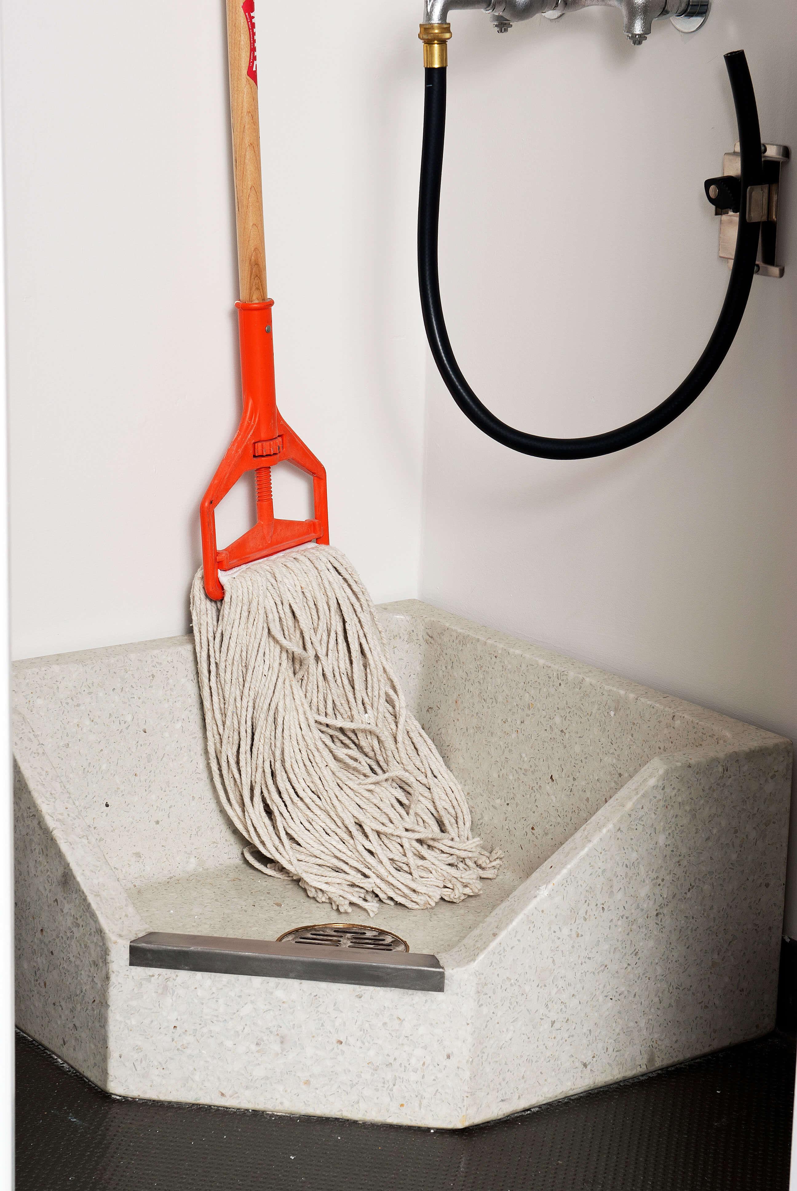 Mop Sink : 24