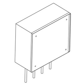 Option: Right Side Hinge for Door on Valve Supply Fixture Cabinet