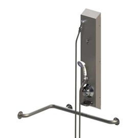 ADA Surface Mount Stainless Steel Handheld Apex Shower