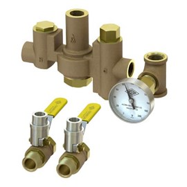 Thermostatic Mixing Valve for Acorn Safety Emergency Drench Equipment