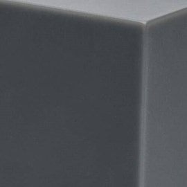 "Option: ""Grey Goose"" Corterra® (Cast) Solid Surface"