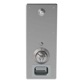 Ligature Resistant Front Access Flush-Mounted Stainless Steel Security Shower with T/P Mixing Valve