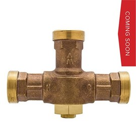 Omega™ Lead-Free Quick-Connecting Thermostatic Mixing Valve