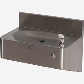 "18"" Wide, Wall Mount Drinking Fountain"