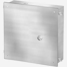 Recessed Wall Box (includes Flush Valve)