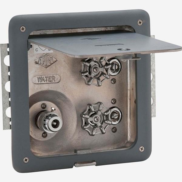 With Door Frame With Vacuum Breaker Lumaloy Recessed Hot