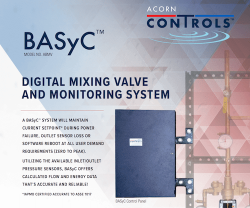 Acorn Controls Introduces BASyC