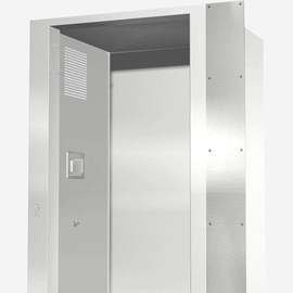 Option: Vertical Cabinet Closure - Right