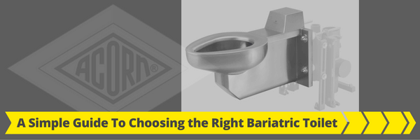 Simple Guide to Choosing the Right Bariatric Toilet