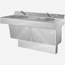Option: Junior Rim Height Washbasin