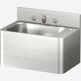 Option: Lavatory, Rectangular Bowl