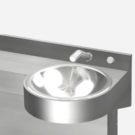 Option: Mirror Finish Basin