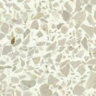 "Option: ""Palomino Tan"" (Cast) Terrazzo"