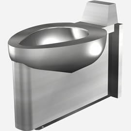 Option: Ligature Resistant Skirt for Toilet