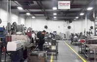Snap-on manufacturing area  at Acorn Engineering Co.