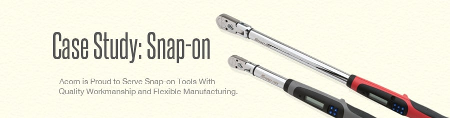 Snap-on banner