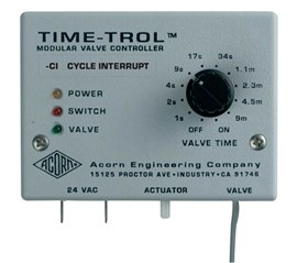 Cycle Interrupt Time-Trol® Controller