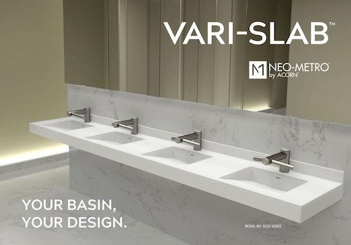 Vari-Slab Brochure