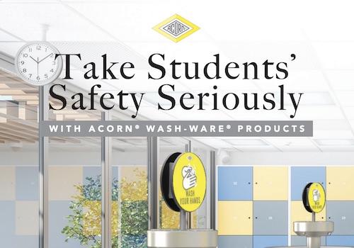 Wash-Ware School Hand Washing
